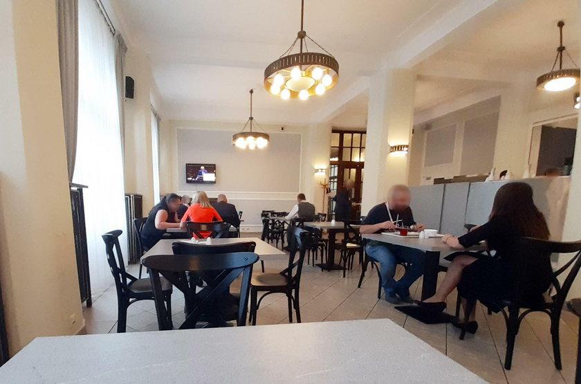 Restauracja sejmowa