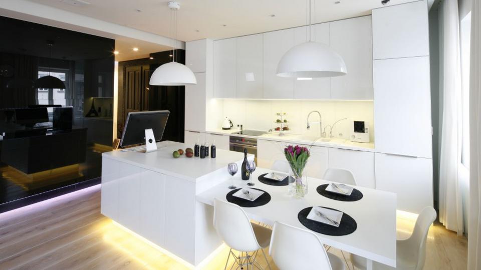 Biała Kuchnia Nowoczesne I Klasyczne Aranżacje Zobacz Zdjęcia Dom