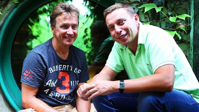Jan Bareja i Tomasz Justyniarski