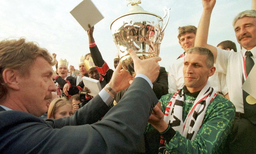 Polonia Warszawa Mistrzem Polski 2000
