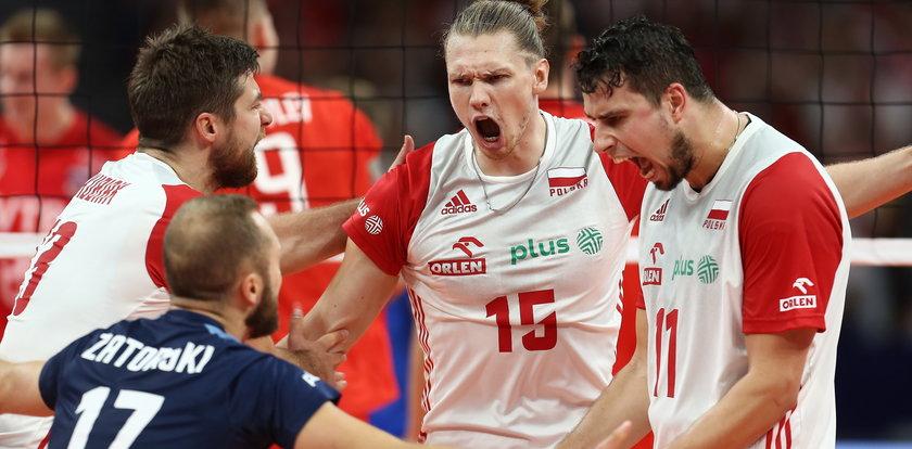 Niesamowity mecz w Gdańsku. Rosja pokonana w trzech setach. Polska w półfinale ME siatkarzy!