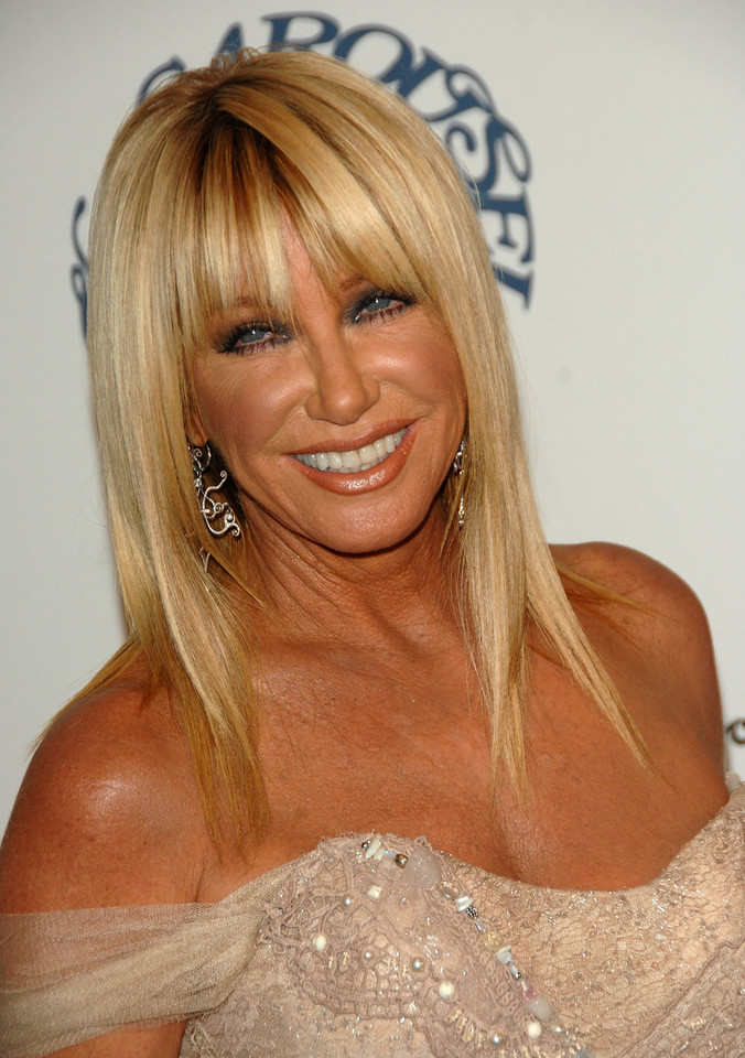 Suzanne Somers w 2008 r.