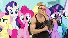 Jean Claude Van Damme w świecie... "My Little Pony"