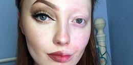 Szydzili z niej, bo pokazała się bez makijażu