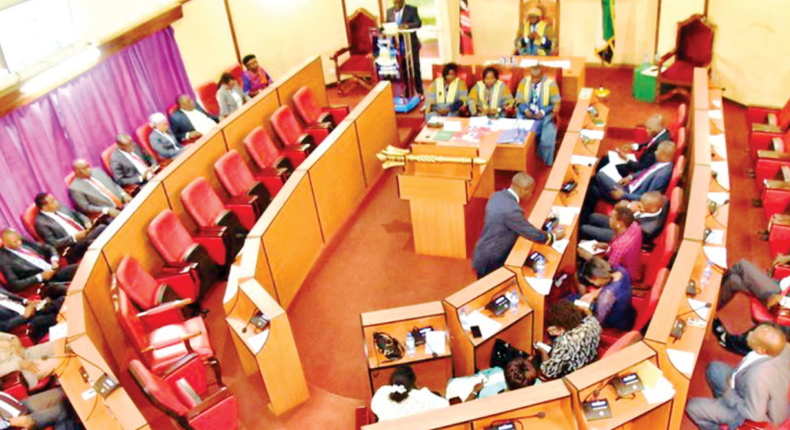 Nandi County Assembly during a past session