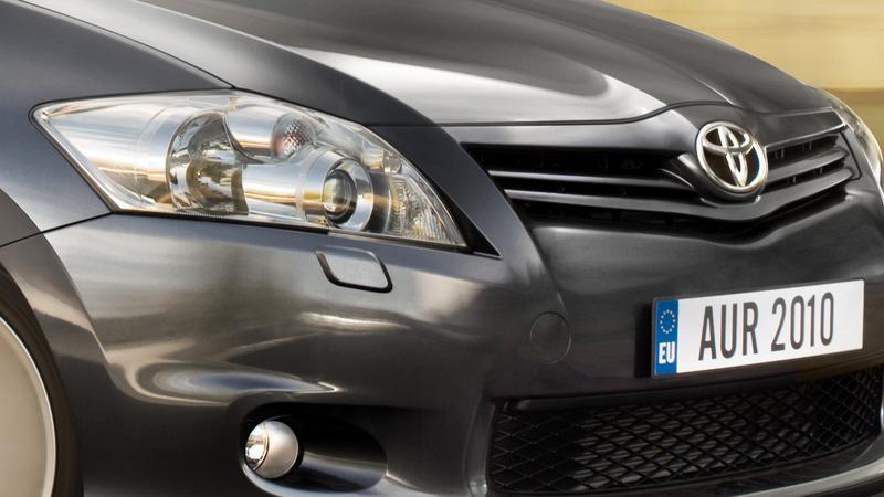 07. Toyota Auris