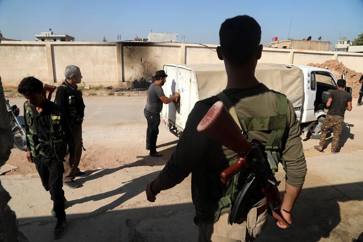 Turski vojnici Sirija