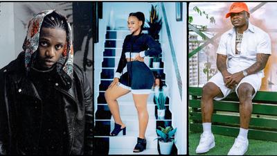 Nyamaza- Rayvanny tells Harmonize in new song as beef over Kajala's daughter escalates (Audio)