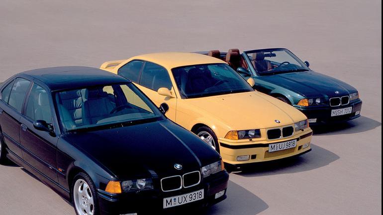 BMW E36 - jeszcze nie na emeryturze, a już prawie kultowe