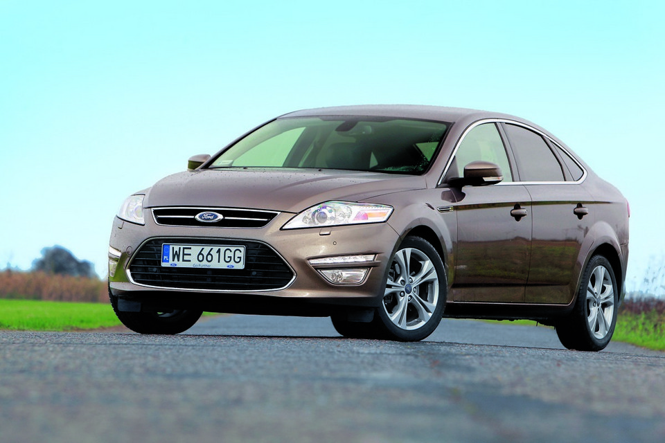 Ford Mondeo 1.6 EcoBoost, sylwetka