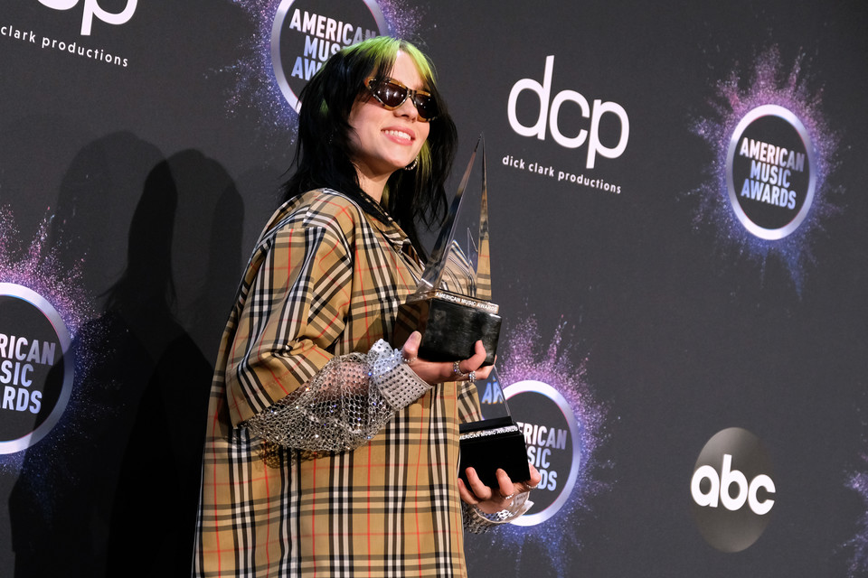 American Music Awards 2019 - Billie Eilish