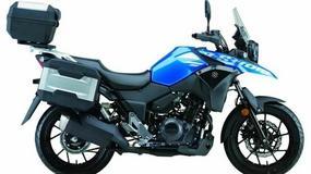 Motocykle Suzuki GSX-R250 i V-Strom 250 pokazane w Chinach trafią również do Europy