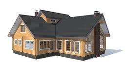 Domy z drewna. Ile kosztują?