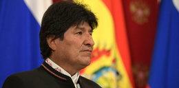 Prezydent Boliwii Evo Morales publicznie ogłosił swą dymisję