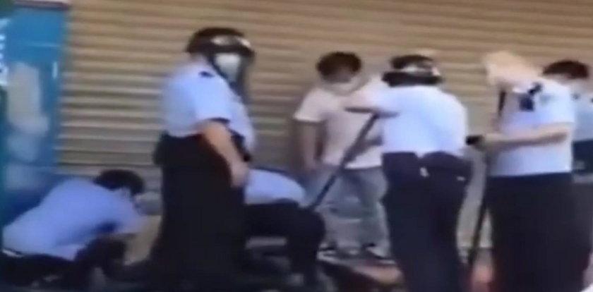 Nożownik zaatakował koło szkoły. Ranne dzieci