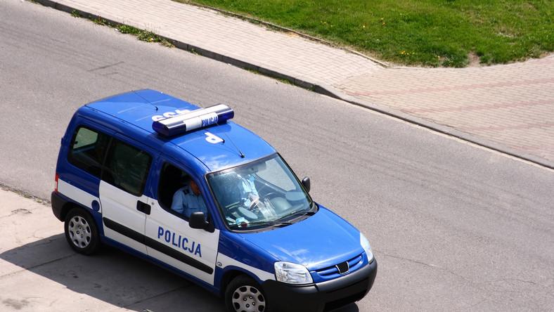 Policja szuka chuliganów, którzy zniszczyli pomnik