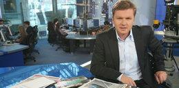 Dziennikarz TVN24 pogryziony przez pluskwy