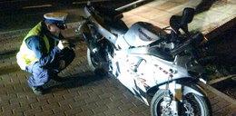 Motocyklista zabił 15-latkę