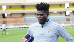 Thomas Partey: Arsenal midfielder sacked from Black Stars camp for reporting late