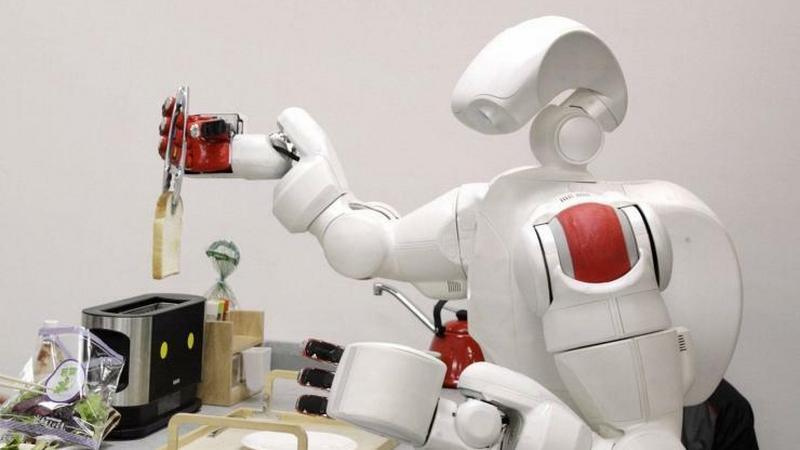 Dyson zabiera się za produkcję robotów