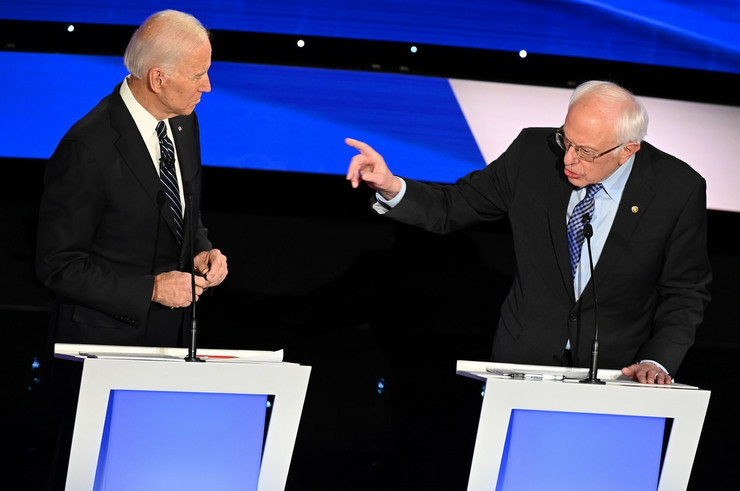Bajden Sanders