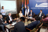 Dodela sredstava predstavnicima vojvođanskih opština