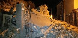 Trzęsienie ziemi na włoskiej wyspie. Są ofiary śmiertelne