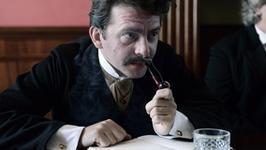 """Piotr Głowacki jako Albert Einstein w filmie """"Maria Curie"""": pierwsze zdjęcia"""