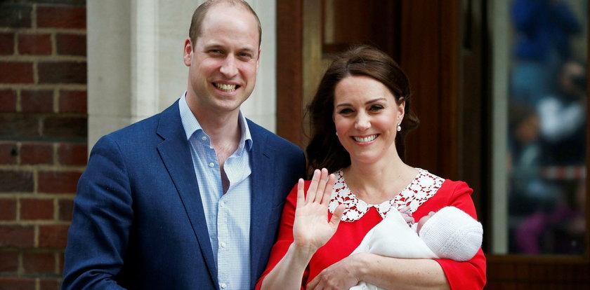 Znamy imię drugiego syna Williama i Kate. Jest zaskoczenie
