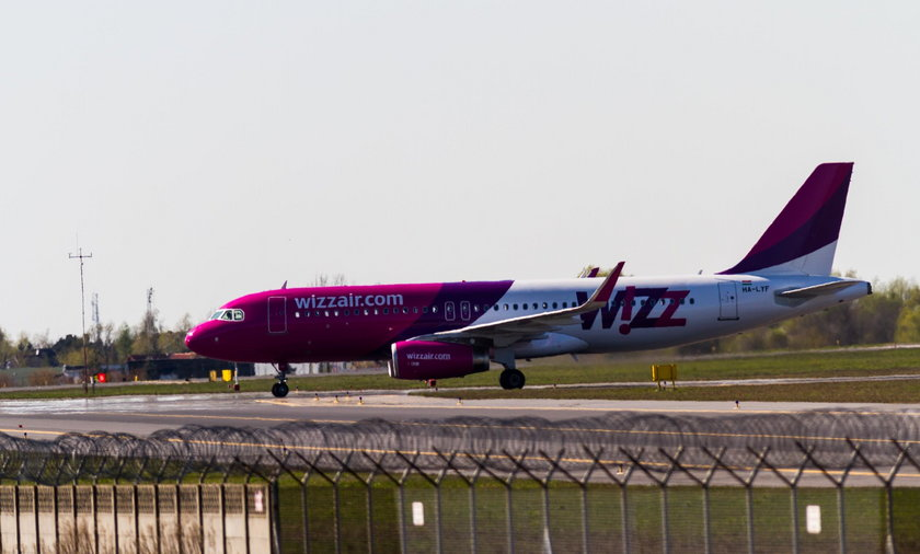 Linie Wizz Air podały do sądu jednego z pasażerów
