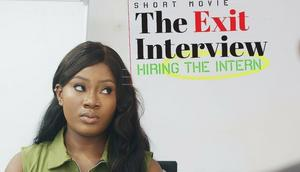 Boats films' 'The Exit Interview: Hiring the Intern' [Instagram]