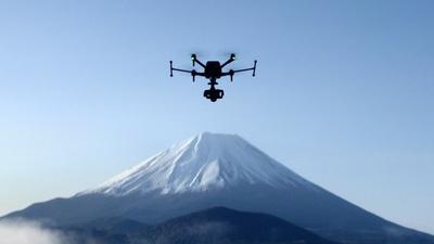 Sony zaprezentowało drona Airpeak S1. Maszyna jest przystosowana do aparatów Alpha