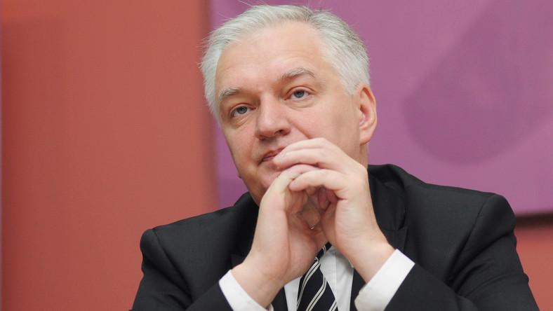 """Gowin kontra Tusk. """"Minister zostanie skonsumowany na zimno"""""""