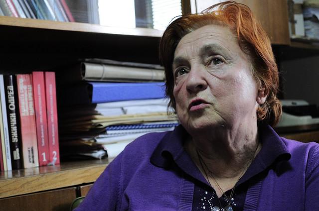 Radmila Jović je bila beba u Jasenovcu