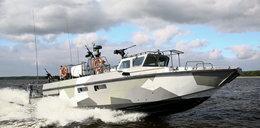 Kałasznikow produkuje łodzie szturmowe!