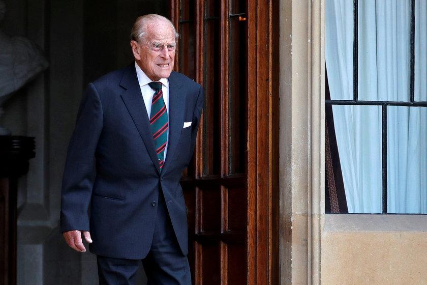 Książę Filip w czerwcu miał świętować swoje setne urodziny
