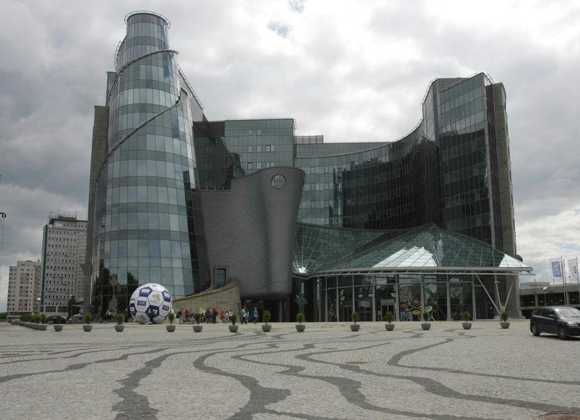 Budynek TVP