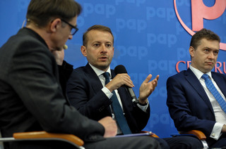 Gajewski: Polski Ład to pierwszy krok do systemowych zmian w podatkach