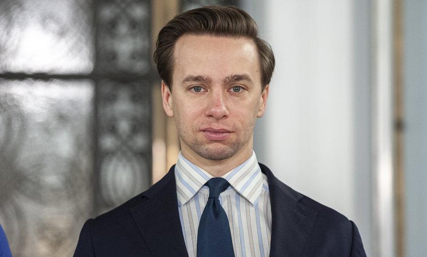 Spotkanie z Krzysztofem Bosakiem