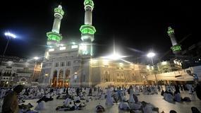 1,5 mln pielgrzymów przy wzgórzu Arafat koło Mekki