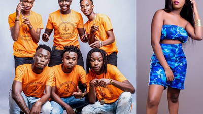"Nadia Mukami teams up with Sailors on ""Ni Tekenye"" and it's a Big tune (Video)"