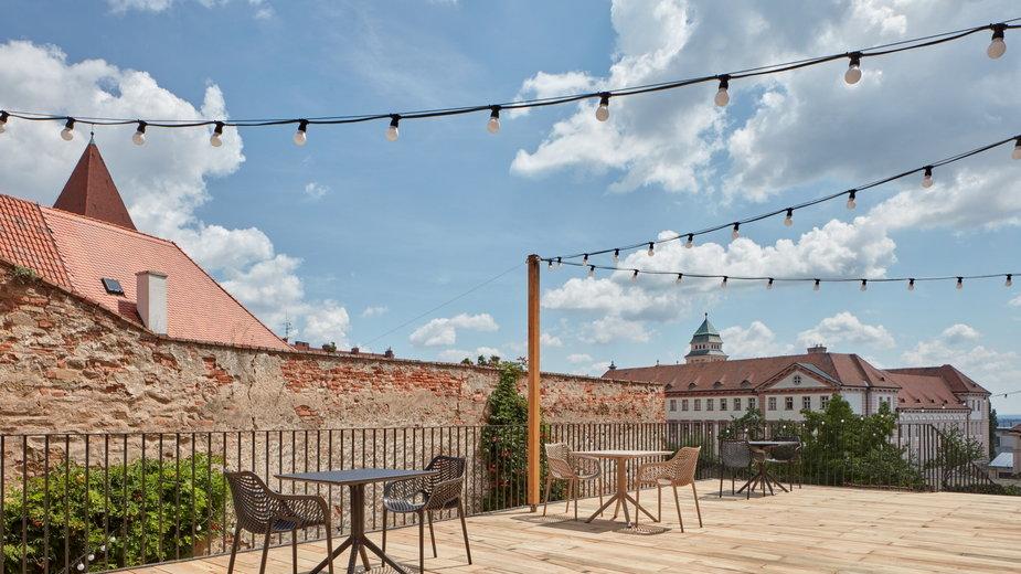 Unikalna winiarnia powstała w miejscowości Znojmo w Czechach.