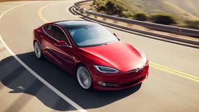 Tesla Model S bije rekordy przyspieszenia