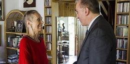 Małgorzata Braunek odznaczona przez prezydenta