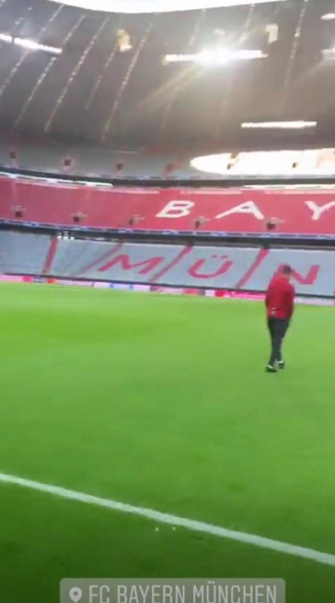 Direktno sa stadiona u Minhenu