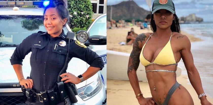 Piękna policjanta zginęła z rąk szaleńca. Osierociła trzy córki