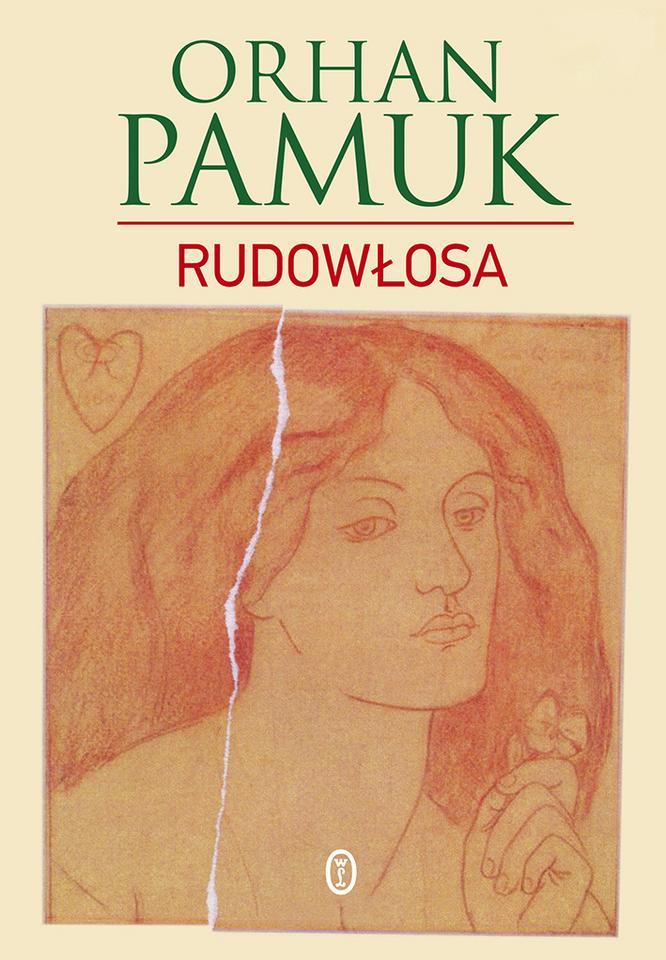 """Orhan Pamuk, """"Rudowlosa"""" (Wydawnictwo Literackie)"""