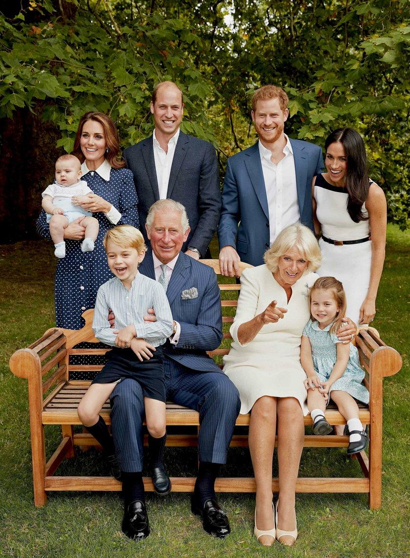 Portret rodziny królewskiej