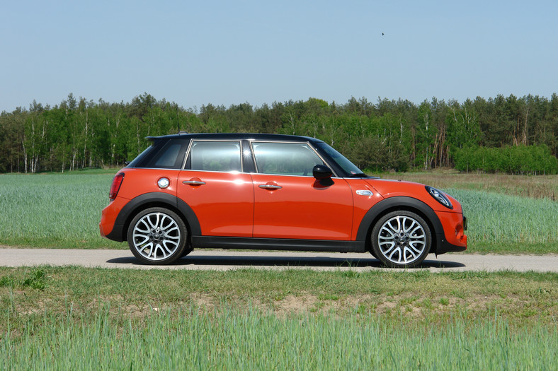 Mini Cooper S po faceliftingu