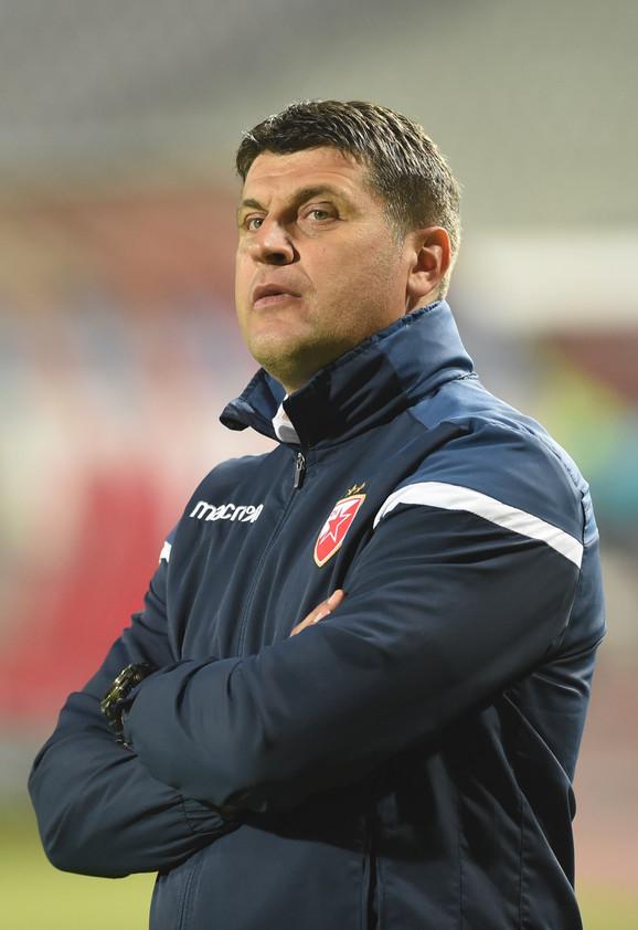 Protiv engleskih klubova Milojević sa Zvezdom ima jedan remi i jedan poraz